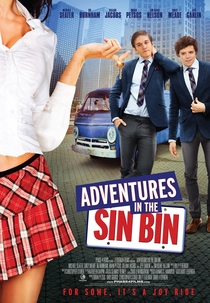 Adventures in the Sin Bin - Poster / Capa / Cartaz - Oficial 1