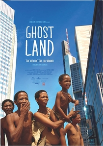 A terra dos fantasmas vista pelos Bushmen - Poster / Capa / Cartaz - Oficial 1