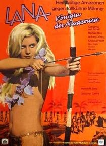Lana, Rainha das Amazonas - Poster / Capa / Cartaz - Oficial 1