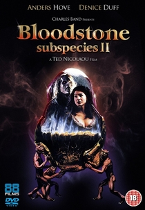 Bloodstone - A Maldição Continua - Poster / Capa / Cartaz - Oficial 6