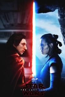 Star Wars, Episódio VIII: Os Últimos Jedi - Poster / Capa / Cartaz - Oficial 17