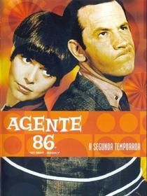 Agente 86 (2ª Temporada) - Poster / Capa / Cartaz - Oficial 2