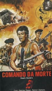 Comando da Morte - Poster / Capa / Cartaz - Oficial 3