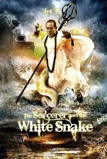 O Feiticeiro e a Serpente Branca - Poster / Capa / Cartaz - Oficial 4