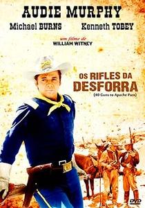 Os Rifles da Desforra - Poster / Capa / Cartaz - Oficial 4