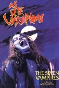 As Sete Vampiras - Poster / Capa / Cartaz - Oficial 1