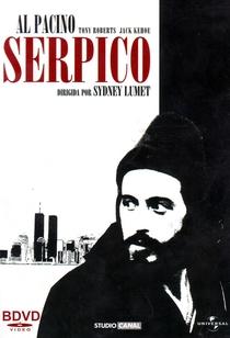 Serpico - Poster / Capa / Cartaz - Oficial 2