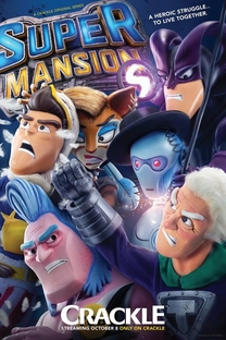 SuperMansion (2ª Temporada) - Poster / Capa / Cartaz - Oficial 1