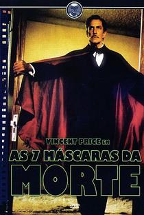 As 7 Máscaras da Morte - Poster / Capa / Cartaz - Oficial 5