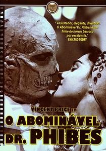 O Abominável Dr. Phibes - Poster / Capa / Cartaz - Oficial 5