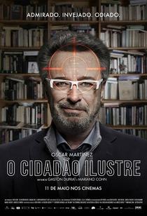 O Cidadão Ilustre - Poster / Capa / Cartaz - Oficial 1