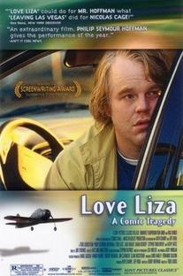 Com Amor, Liza - Poster / Capa / Cartaz - Oficial 1