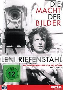 Leni Riefenstahl - A Deusa Imperfeita - Poster / Capa / Cartaz - Oficial 2