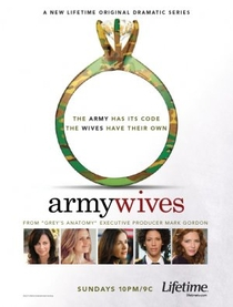 Army Wives (1° Temporada) - Poster / Capa / Cartaz - Oficial 1