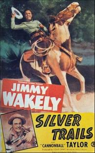 Silver Trails - Poster / Capa / Cartaz - Oficial 1