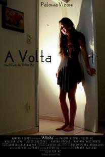 A Volta - Poster / Capa / Cartaz - Oficial 2