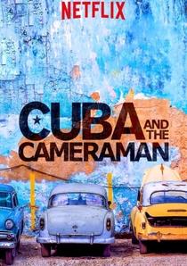 Cuba e o Cameraman - Poster / Capa / Cartaz - Oficial 2