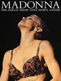 Madonna - The Girlie Show World Tour - Poster / Capa / Cartaz - Oficial 1