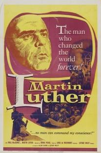 Martinho Lutero - Poster / Capa / Cartaz - Oficial 6