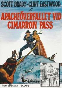 Emboscada em Cimarron Pass - Poster / Capa / Cartaz - Oficial 1