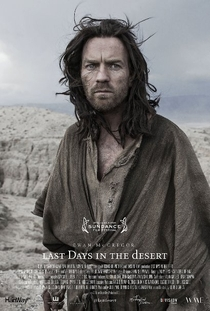 Últimos Dias no Deserto - Poster / Capa / Cartaz - Oficial 1