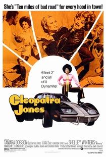 Cleópatra Jones - Poster / Capa / Cartaz - Oficial 1