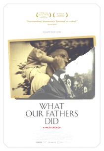 O Que Nossos Pais Fizeram: Um Legado Nazista - Poster / Capa / Cartaz - Oficial 1