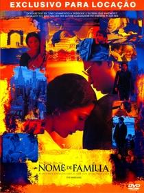 Nome de Família - Poster / Capa / Cartaz - Oficial 3