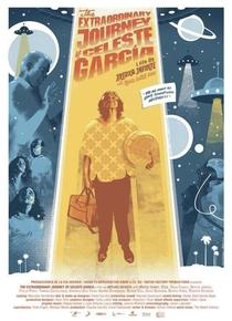 A viagem extraordinária de Celeste García - Poster / Capa / Cartaz - Oficial 1