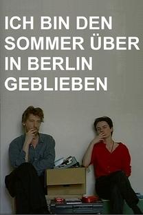Passei o Verão em Berlim - Poster / Capa / Cartaz - Oficial 3
