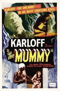A Múmia - Poster / Capa / Cartaz - Oficial 7