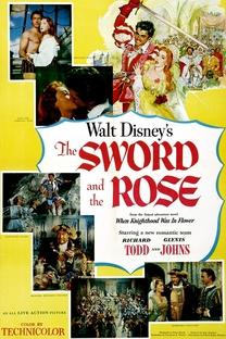 Entre a Espada e a Rosa - Poster / Capa / Cartaz - Oficial 1
