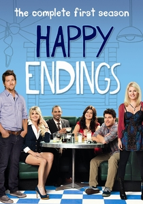 Happy Endings (1ª Temporada) - Poster / Capa / Cartaz - Oficial 2