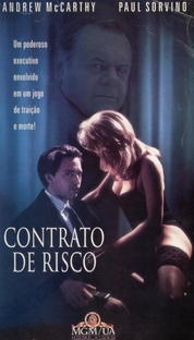 Contrato de Risco - Poster / Capa / Cartaz - Oficial 2