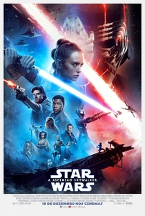 Star Wars: A Ascensão Skywalker - Poster / Capa / Cartaz - Oficial 3