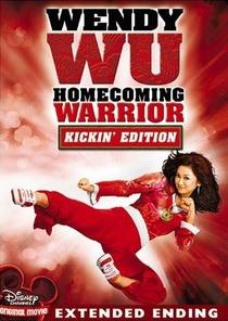 Wendy Wu: A Garota Kung-Fu - Poster / Capa / Cartaz - Oficial 1