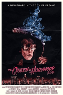 The Queen of Hollywood Blvd - Poster / Capa / Cartaz - Oficial 1