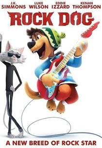 Rock Dog: No Faro do Sucesso - Poster / Capa / Cartaz - Oficial 7