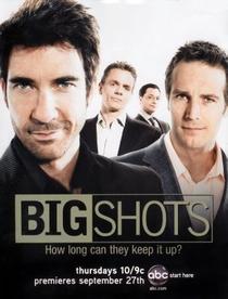 Big Shots - Primeira Temporada - Poster / Capa / Cartaz - Oficial 1