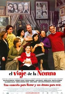 A Viagem da Nonna - Poster / Capa / Cartaz - Oficial 1