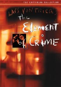 O Elemento do Crime - Poster / Capa / Cartaz - Oficial 2