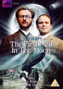 The First Men in the Moon - Poster / Capa / Cartaz - Oficial 1