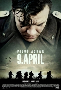 9. april - Poster / Capa / Cartaz - Oficial 1