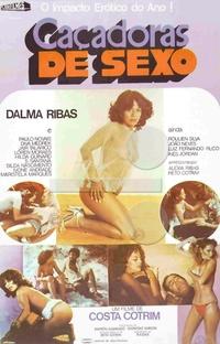 Caçadoras de Sexo - Poster / Capa / Cartaz - Oficial 1