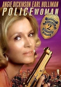 Police Woman (2ª Temporada)  - Poster / Capa / Cartaz - Oficial 1