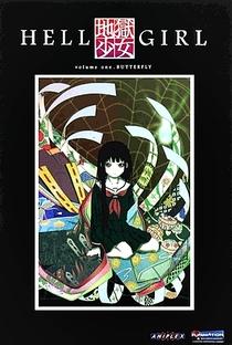 Jigoku Shoujo (1ª Temporada) - Poster / Capa / Cartaz - Oficial 4