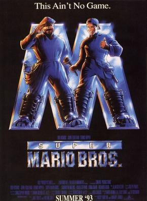 Super Mario Bros. - 10 de Dezembro de 1993 | Filmow