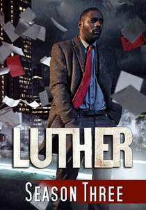 Luther (3ª Temporada) - Poster / Capa / Cartaz - Oficial 8