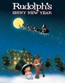 Rudolph's Shiny New Year - Poster / Capa / Cartaz - Oficial 1