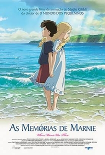 As Memórias de Marnie - Poster / Capa / Cartaz - Oficial 6
